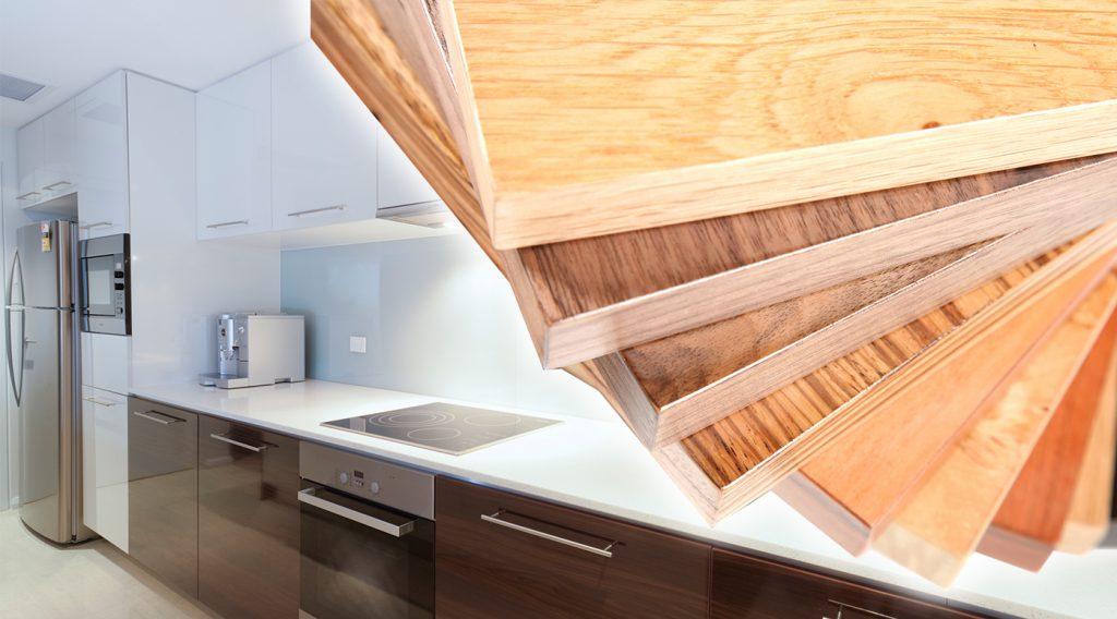 foto di applicativi, pannelli di legno con sfondo di cucina luxury