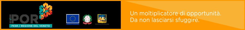"""banner web della paetrecipazione alPOR FESR 2014-2020, ASSE 3""""Competitività dei sistemi produttivi"""""""